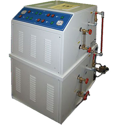 Electrical steam generator