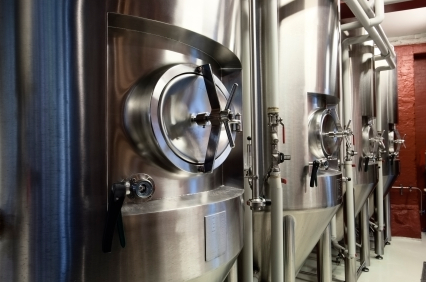 The cold process of beer production