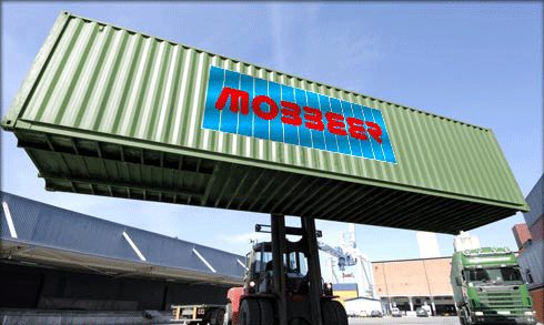 Container microbrewery MOBBEER