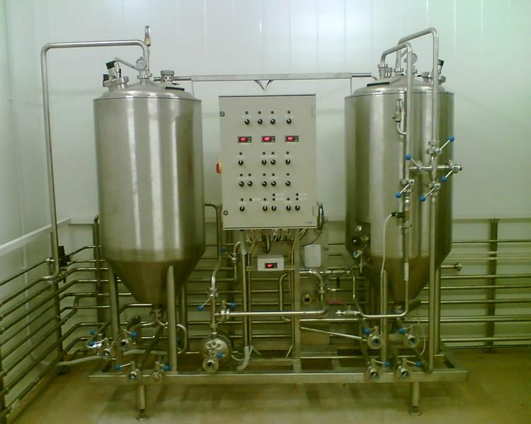 Yeast propagation station