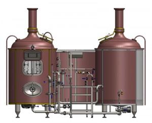 Varna k pivovaru Breworx Classic 500