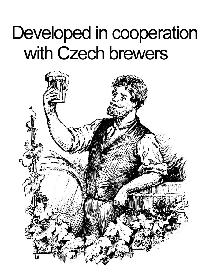 Czech brewmasters developed a design of the FUIC-CHP2C-2x1000CCT fermentation unit