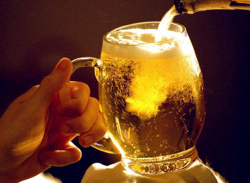 Recipes for production of beer