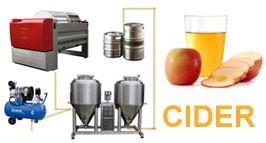 Cider lines