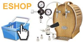 Eshop - brewery and pub equipment