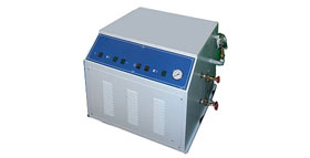 Hot steam generators