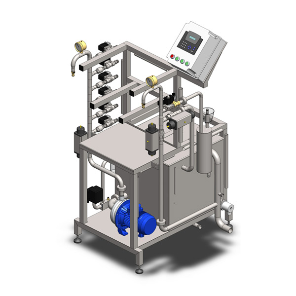 KCA-25 Automatic keg washer and filler