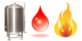 Hot water tanks - boilers