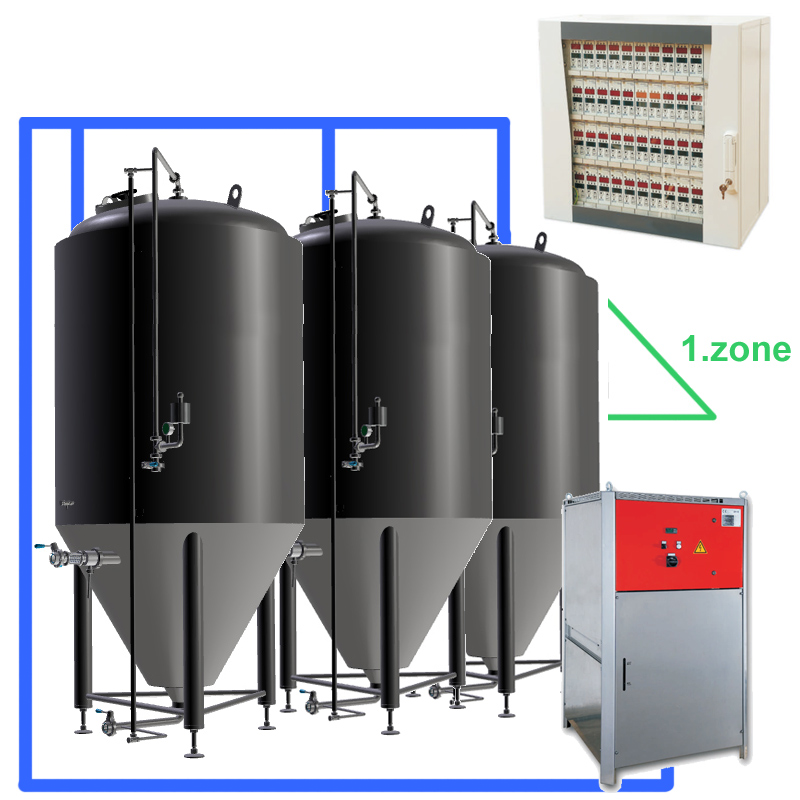 CBFSCC-1Z-04-Complete-beer-fermentation-sets-central-cabinet