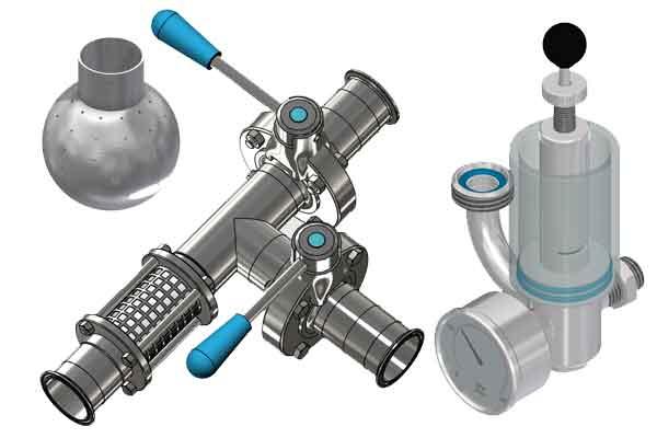 Tank equipment & accessories