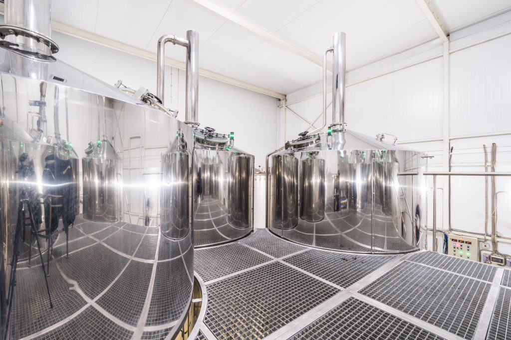 Breworx Oppidum brewery - 02
