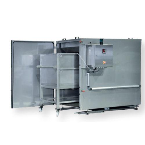 Equipment to pasteurization of beer