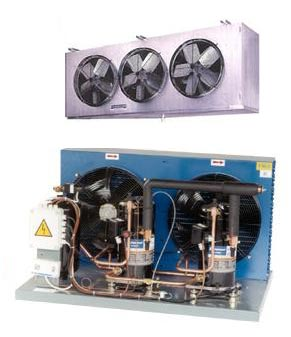 Air cooling breweries