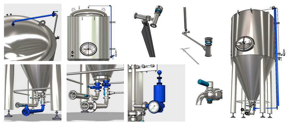 CCT M components 1000x430 - Technology for the fermentation and maturation process