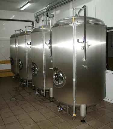 Bbt Bright Beer Tanks Serving Tanks Conditioning