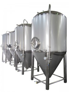 Cylindrical-conical tanks