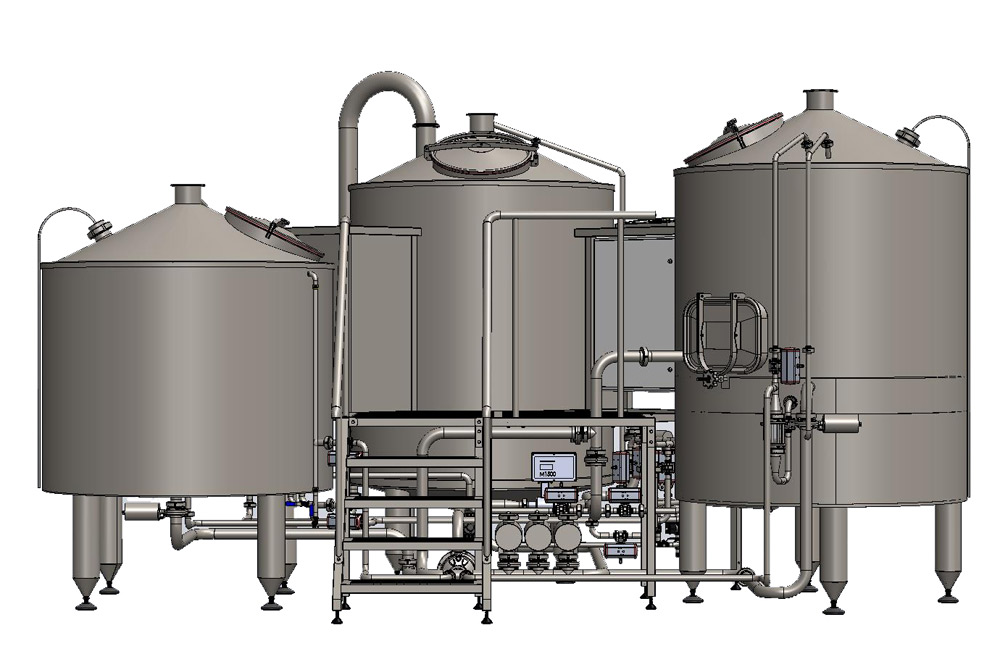 Brewhouse Breworx Tritank