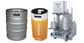 keg fillers washers 280x143 - Components and equipment for production of beer and cider