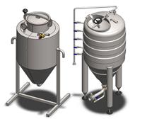 pajisje maja 280x168 - Përbërësit dhe pajisjet për prodhimin e birrës dhe mushtit