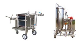 candle filters 280x143 - Components and equipment for production of beer and cider