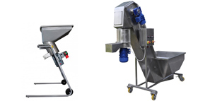 cider washers crusher 280x143 - Components and equipment for production of beer and cider