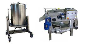 presione frutash 280x143 - Përbërësit dhe pajisjet për prodhimin e birrës dhe mushtit