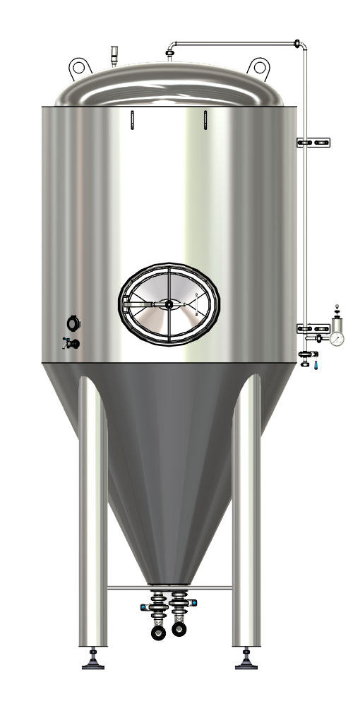 CCTM A2 001 1000x500 - CCT-M | Modular cylindrically-conical tanks (modular beer fermentors)