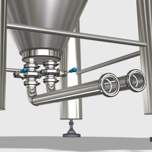 CCTM A2 008 600x600 300x300 - CCT-M | Modular cylindrically-conical tanks (modular beer fermentors)