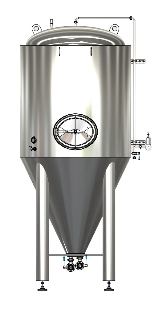 CCTM A3 001 1000x500 - CCT-M | Modular cylindrically-conical tanks (modular beer fermentors)