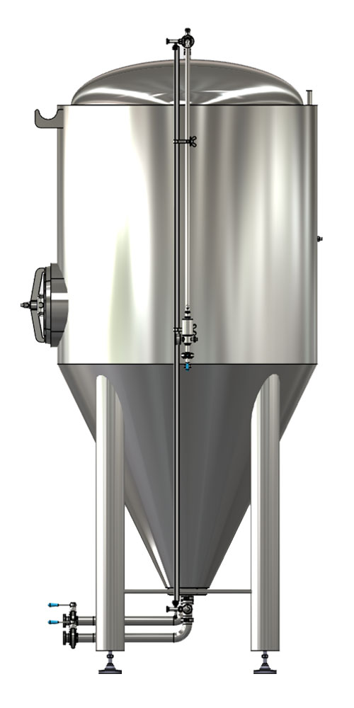 CCTM B1 002 1000x500 - CCT-M | Modular cylindrically-conical tanks (modular beer fermentors)