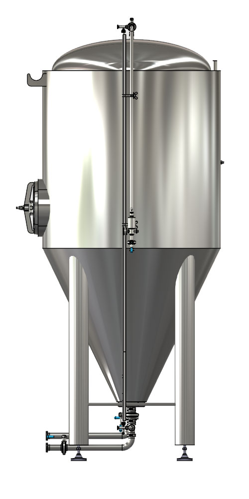 CCTM B2 002 1000x500 - CCT-M | Modular cylindrically-conical tanks (modular beer fermentors)