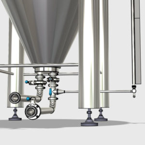 CCTM B2 008 600x600 300x300 - CCT-M | Modular cylindrically-conical tanks (modular beer fermentors)
