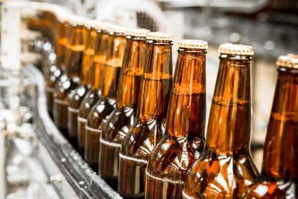 Birrerie - linee di produzione di birra completamente attrezzate
