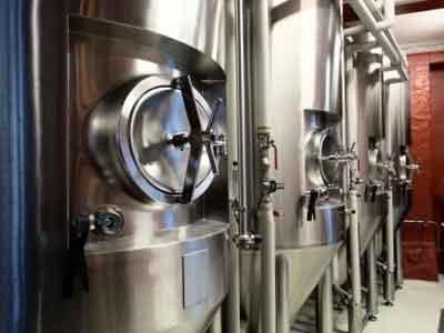 Õlu kääritamise ja küpsemise seadmed