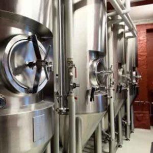 Kvašení jablečného cideru - fermentory