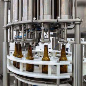 Системы для розлива пива в торговые пакеты