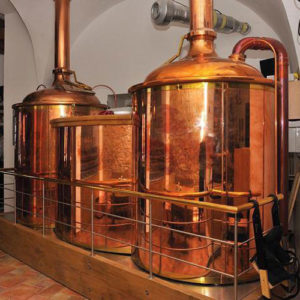 Breworx Classic breweries - restaurant breweries with luxury design of the brewhouse