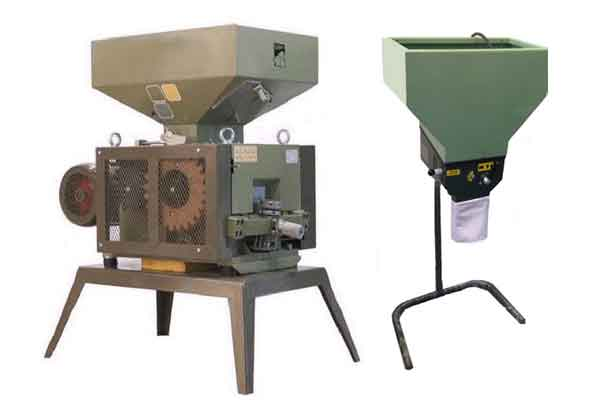 Malt grains mill machines