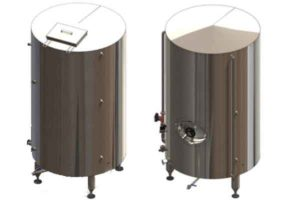 Tanks for the water management system