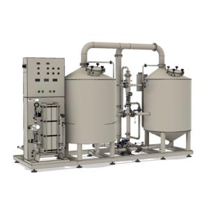 Breworx Lite-Eco brewhouse wort machine