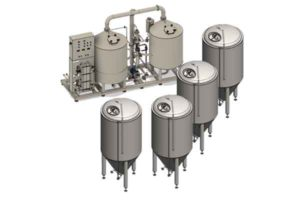 Breworx Lite-Eco breweries - simple production of beer from malt concentrates