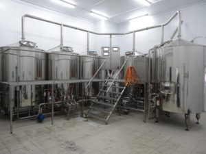 BREWORX OPPIDUM breweries - the powerful beer brewing system