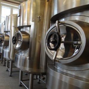 kondicionační nádrže 01 300x300 - Nádrže pro finální úpravu piva