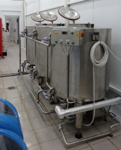cip static 01 242x300 - Cleaning & sanitizing system