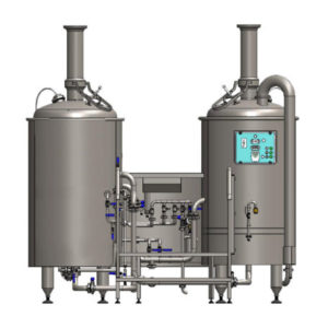 Breworx Lite-ME brewhouse wort machine