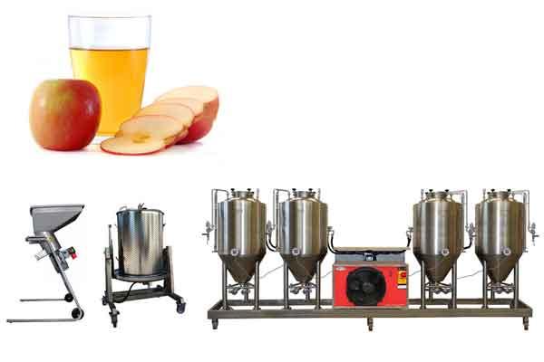 MODULO CiderLine-세트
