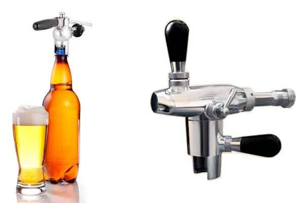 Zařízení pro plnění piva do PET lahví