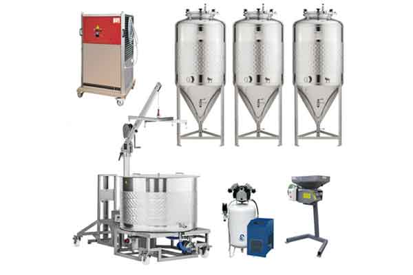 BREWMASTER brewery system