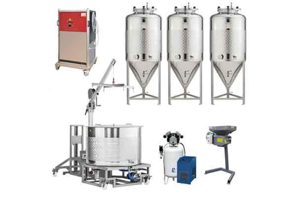 Pivovarský systém BREWMASTER