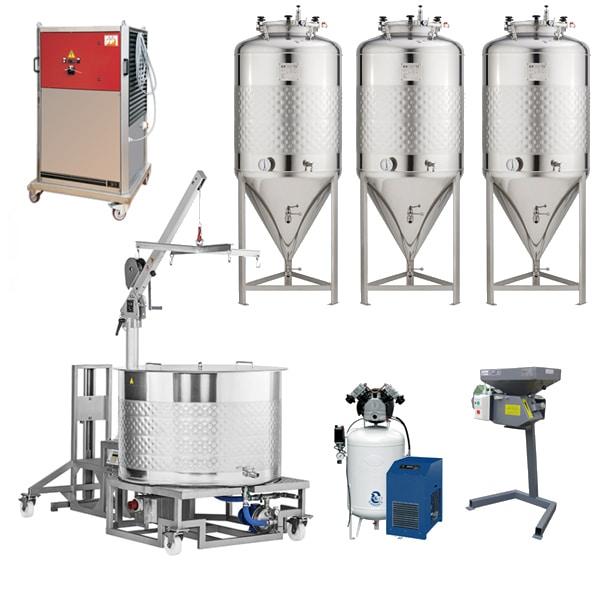 Breweries BREWMASTER 201